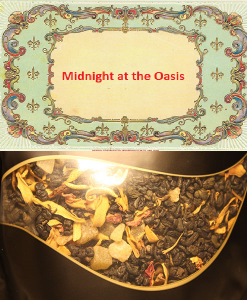 Midnight at the Oasis site