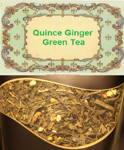 Quince Ginger site
